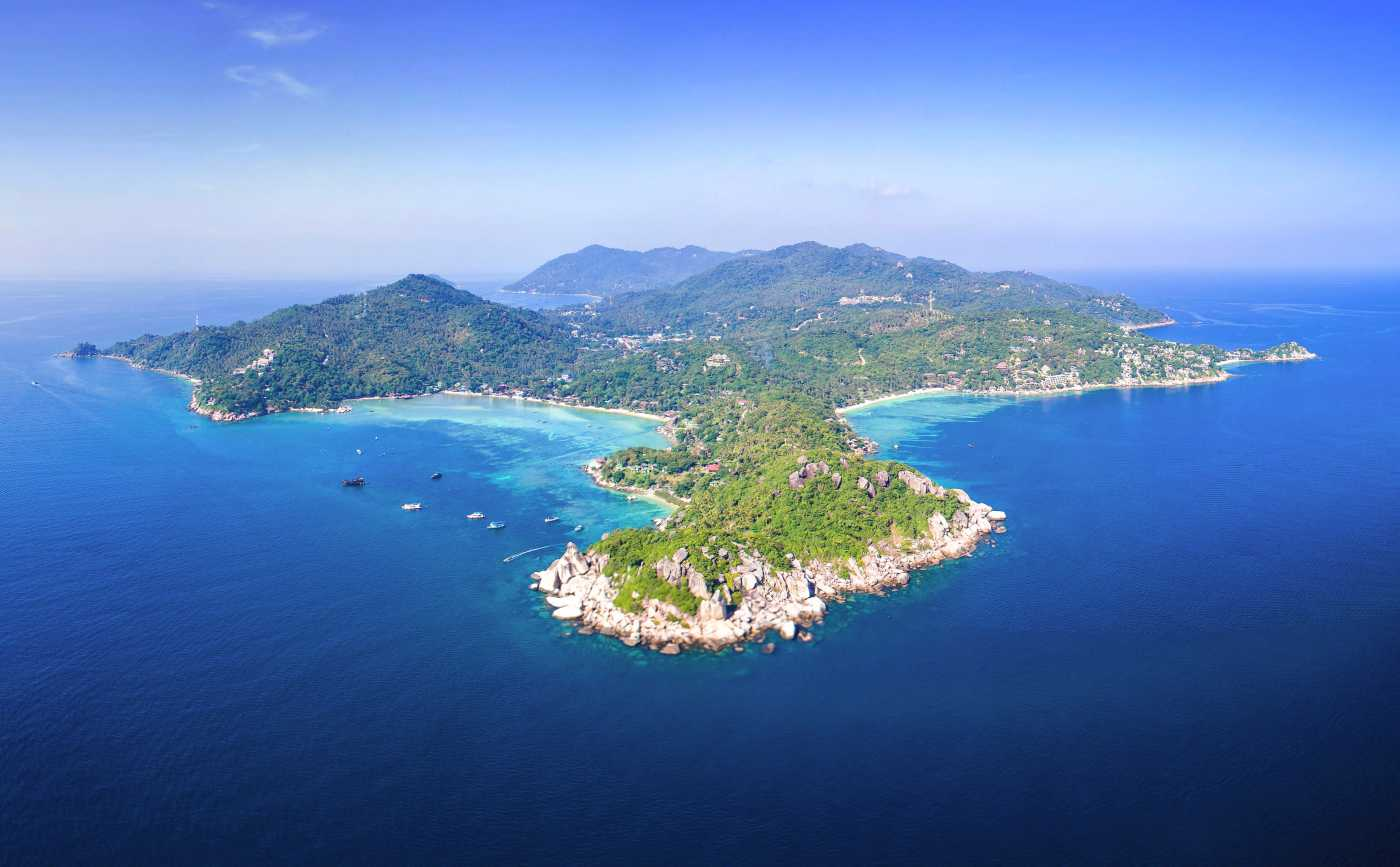 1400 Koh Tao from the South shutterstock 1105581263