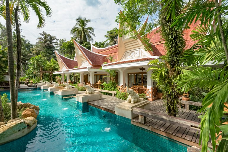 6 770 Santhiya Tree Koh Chang Villa Pool Access 5