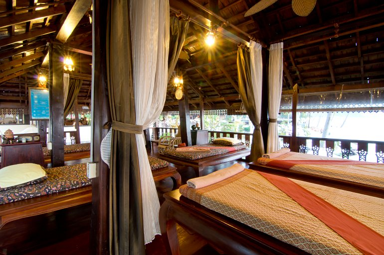 770 Santhiya Tree Koh Chang Ayurvana Beach Massage 2