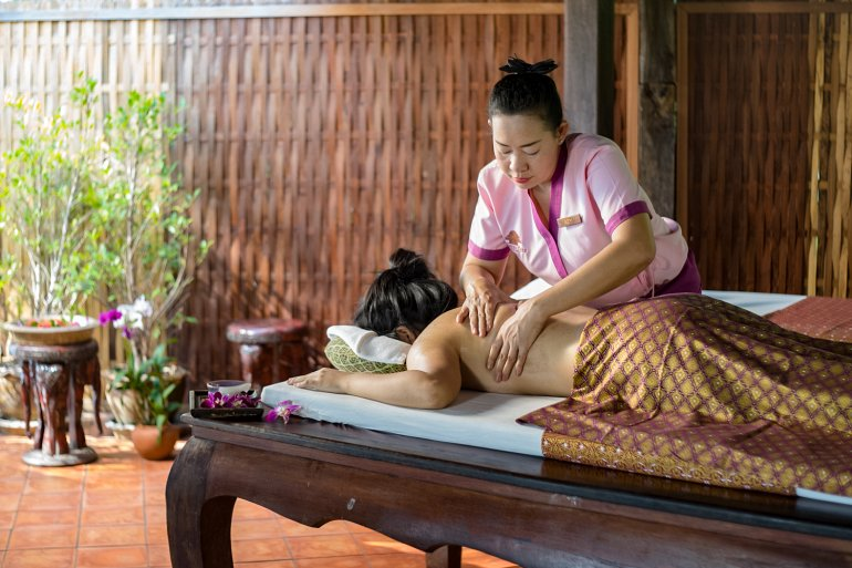 770 Santhiya Tree Koh Chang Ayurvana Beach Massage 5