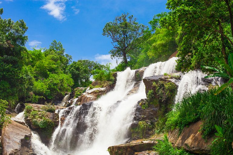 770 Sensationell Nord Mae Klang waterfall shutterstock 104877041