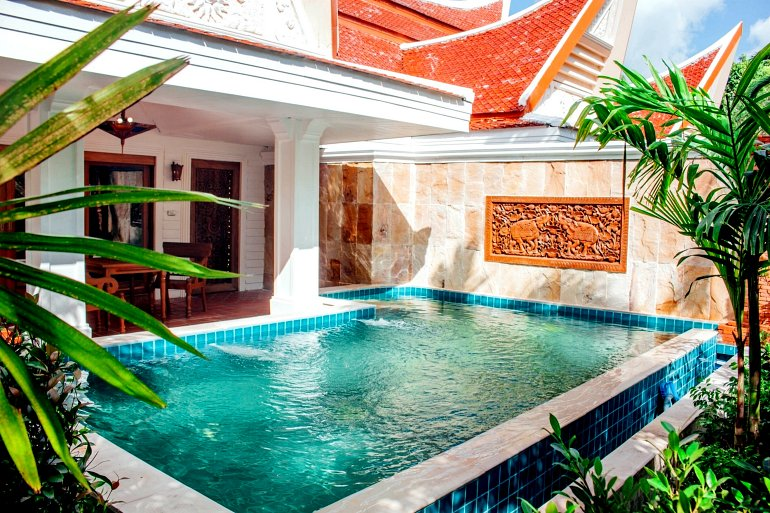 8 770 Santhiya Tree Koh Chang Hideaway Pool Villa 2