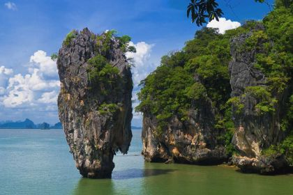 1400 James Bond Ausflug Phang Nga Bay 02