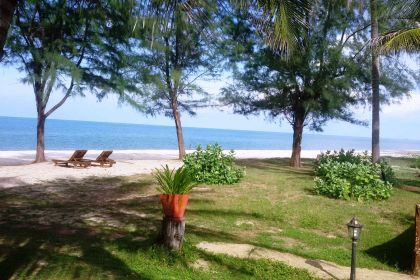 1600 Ao Thai Resort am Strand