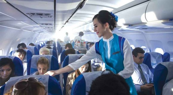1200 Bangkok Airways innen