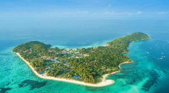 1280 aerial overview of entire tropical Lipe Island shutterstock 1091026211
